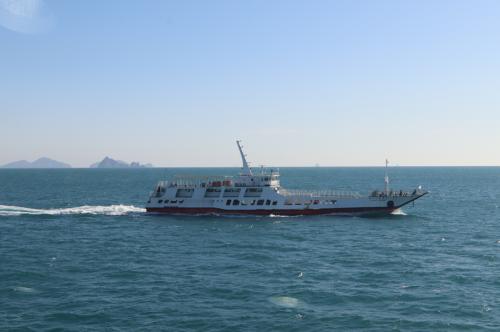 욕지아일랜드호
